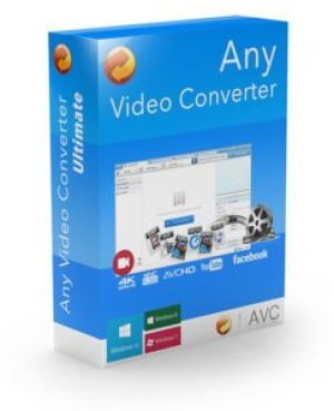 Any Video Converter Ultimate Crack 7.1.3 Serial key Free Download