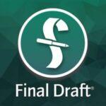 Final Draft 11.1.4 Crack Plus Keygen Torrent Full Download {Latest 2021}