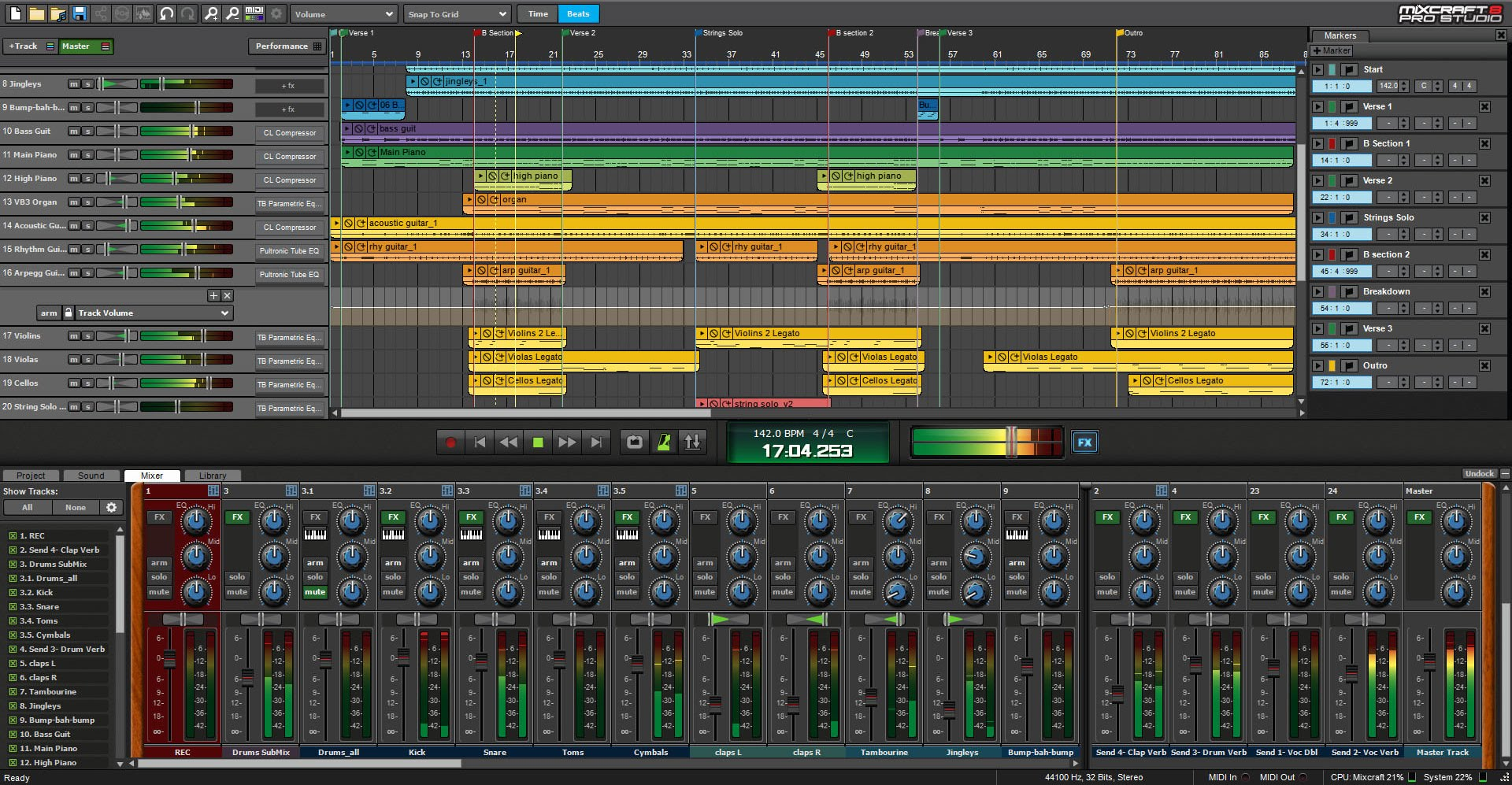 Mixcraft Pro 9.0 Crack Studio With Registration Code 2021
