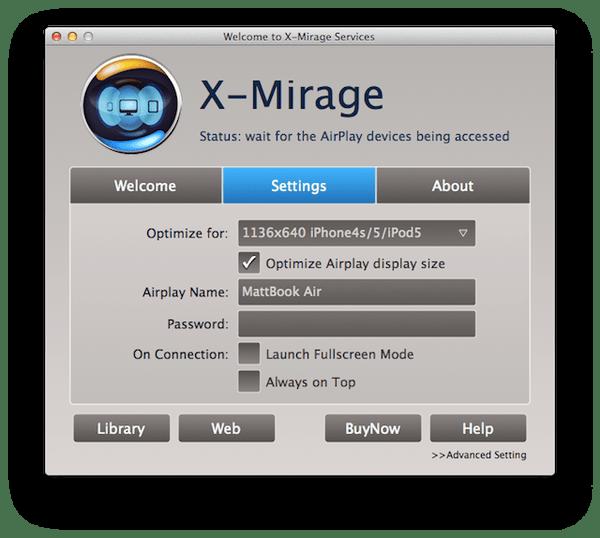X Mirage Crack 2.5.2 & Key 2021 [Latest] Full Download
