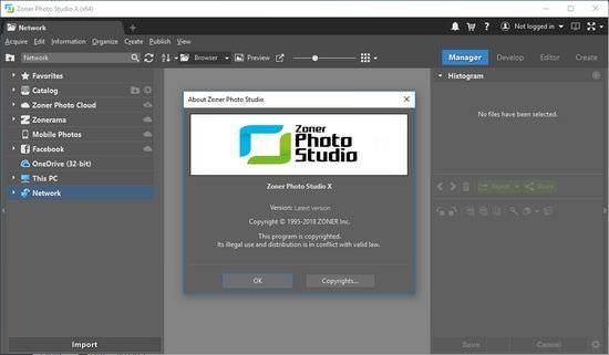 Zoner Photo Studio X 19.2109.2.346 With Crack [Latest]