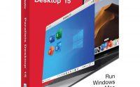 Parallels Desktop 16.1.2 Crack + Free License Key [2021]